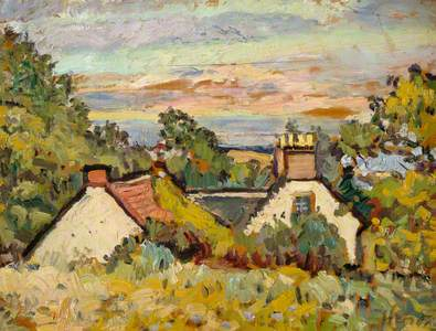 Cottages, Fife