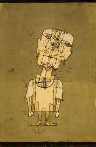 Gespenst eines Genies, No.10 (Ghost of a Genius)