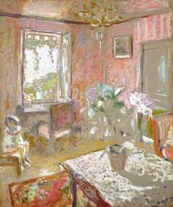 La chambre rose (The Pink Bedroom)