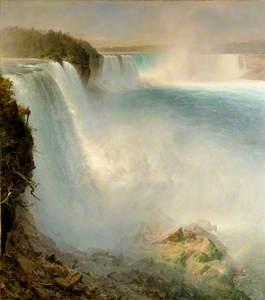 Niagara Falls, from the American Side