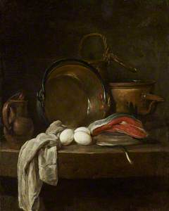 Still Life: The Kitchen Table