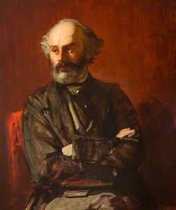 John Phillip (1817–1867), Artist, Self Portrait