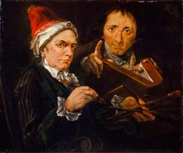 John Brown (1749–1787), Artist, with Alexander Runciman (1736–1785), Artist