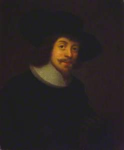 George Jamesone (1589/1590–1644), Portrait Painter, Self Portrait