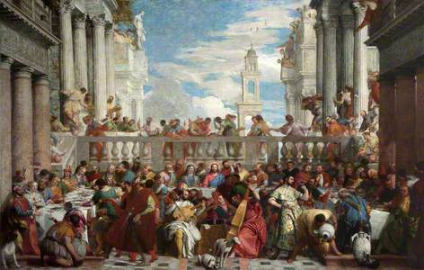 The Wedding Feast at Cana (after Paolo Veronese)