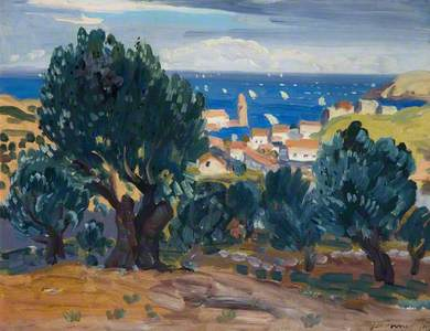 Olives at Collioure