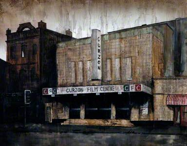 The Curzon Film Theatre