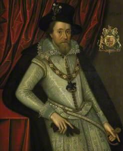 James I, 1566–1625