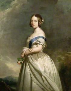 Queen Victoria, 1819–1901 (copy after Franz Xaver Winterhalter)