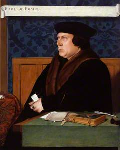 Thomas Cromwell, Earl of Essex (after Hans Holbein the Younger, 1533–1534)