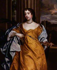 Barbara Palmer (née Villiers), Duchess of Cleveland (copy after an original of c.1666 by Sir Peter L