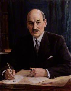 Clement Richard Attlee, 1st Earl Attlee