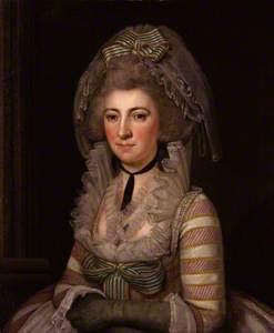Hester Lynch Piozzi (née Salusbury; Mrs Thrale)