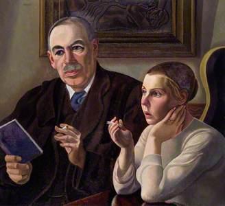 John Maynard Keynes, Baron Keynes; Lydia Lopokova
