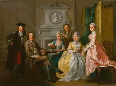 Jonathan Tyers and his family