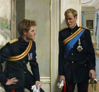 Prince William, Duke of Cambridge; Prince Henry of Wales