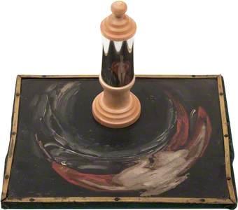 Anamorphic Venus (with cylinder)