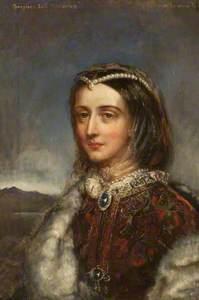 Henrietta Georgiana Marcia Lascelles Iremonger, Lady Chatterton (1806–1876)