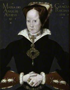 Queen Mary I (Mary Tudor) (1516–1558), aged 41