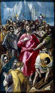 'El Espolio' (The Disrobing of Christ)