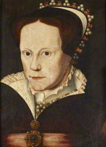 Queen Mary I (Mary Tudor) (1516–1558)
