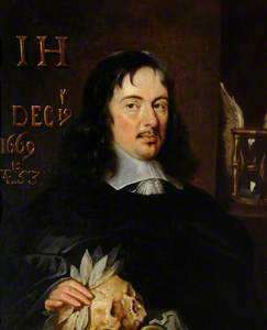 Sir John Harpur, 2nd Baronet (1616–1669)