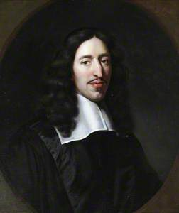 Portrait of a Cleric, called Andrew Marvell (1621–1678)