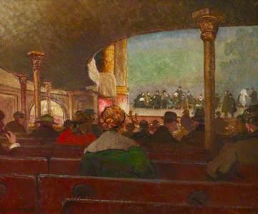The Rehearsal, Drury Lane