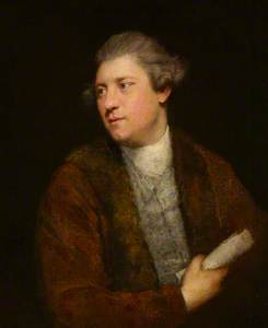 James 'Osian' Macpherson, MP (1736–1796)