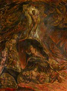 Satan Calling up His Legions from John Milton's 'Paradise Lost'