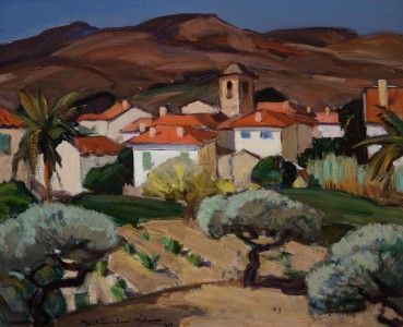 Red Roofs, Cassis