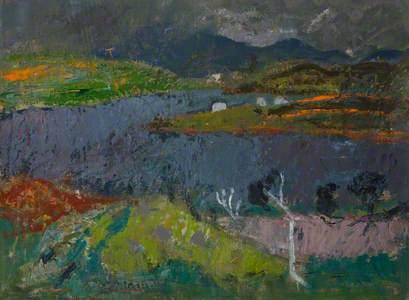 Landscape in Skye