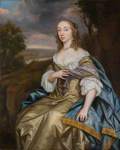 Frances Vaughan, Countess of Carbery (d.1650)