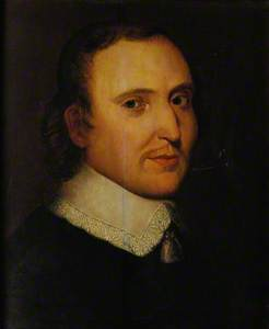 Portrait of a Man, called 'William Prynne (1600–1669)'