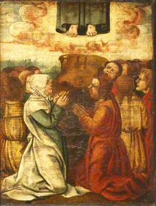 Scenes from the Life of Christ: Ascension