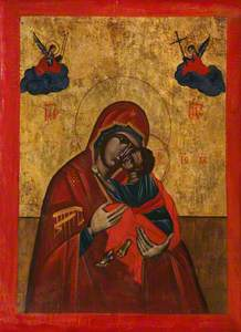Icon of Virgin and Child