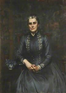 Dame Elizabeth Wordsworth, 1st Principal of Lady Margaret Hall (1879–1909)