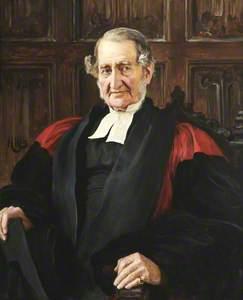 James Edwards Sewell, Warden