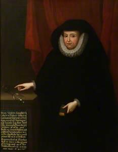 Mary Waters (daughter of Robert Waters of Lenham in Kent, later wife of Robert Honywood, the origina