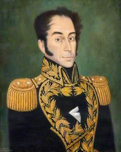 Simon Bolivar (copy after Jose Gilde Castro)