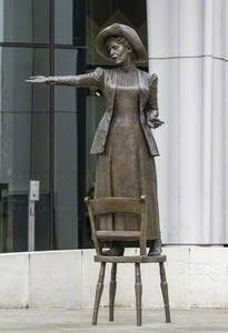 'Rise up, women' (Emmeline Pankhurst, 1858–1928)