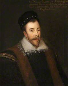 Willam Maitland of Lethington (1525/1530–1573) (after earlier artist?)