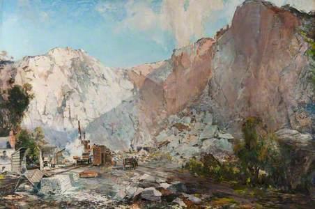 The Quarry, Furnace