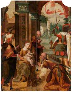 Balgonie Altarpiece
