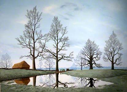 Flooded Meadow, 1949