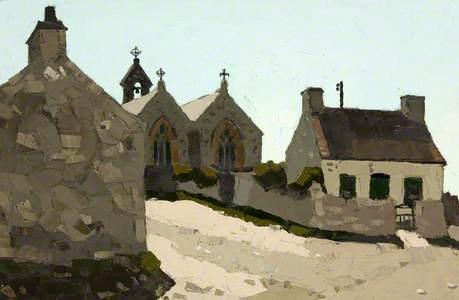 The Church & Cottages, Aberffraw