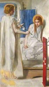 Ecce Ancilla Domini! (The Annunciation)