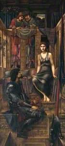 King Cophetua and the Beggar Maid