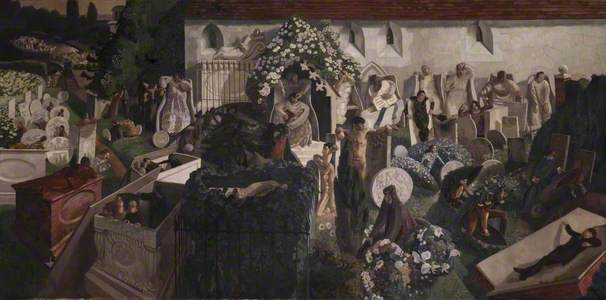 The Resurrection, Cookham