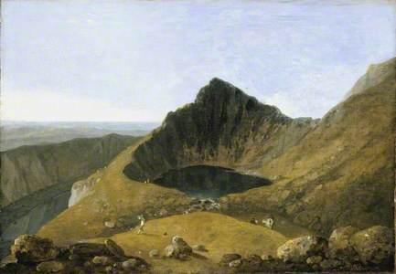 Llyn-y-Cau, Cader Idris